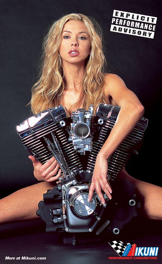 Mercenary Garage: Andra Cobb  #AndraCobb #MikuniAmerica #Mercenary #MercenaryGarage
