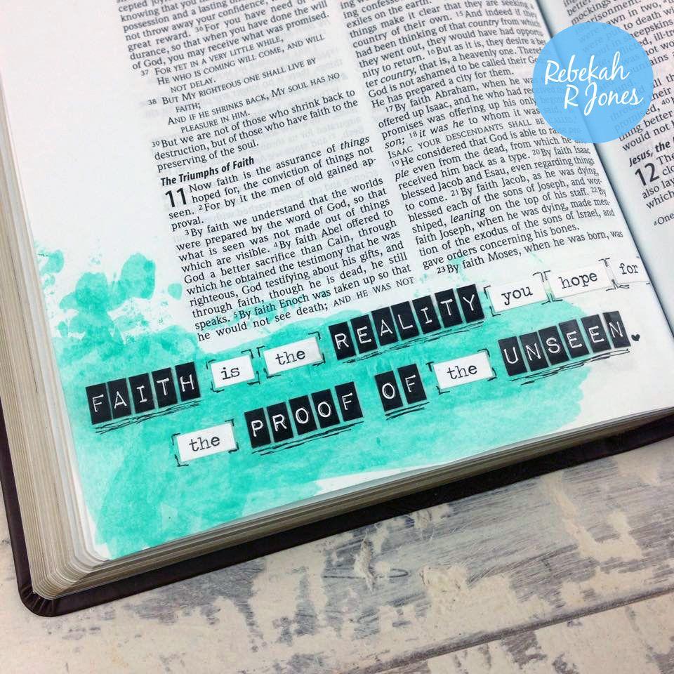 Week+18+Original+Bible+Art+Journaling+Challenge - Scrapbook com