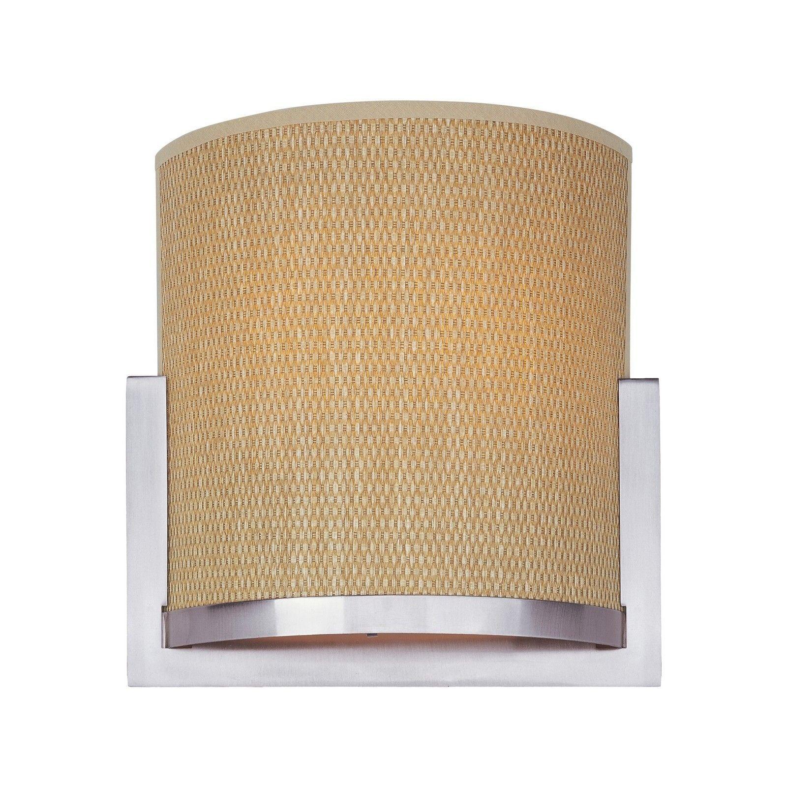Maxim Lighting Elements Nickel 2-light Wall Sconce