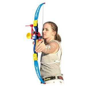 32 Archery Bow And Arrow Set For Kids Suction Cup Arrows Laser Target Quiver Toy Http Www Rereq Com Prod Bow And Arrow Set Archery Bow Archery Tag