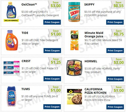 Get Coupons here - YesWeCoupon 100\u0027s of grocery coupons Check