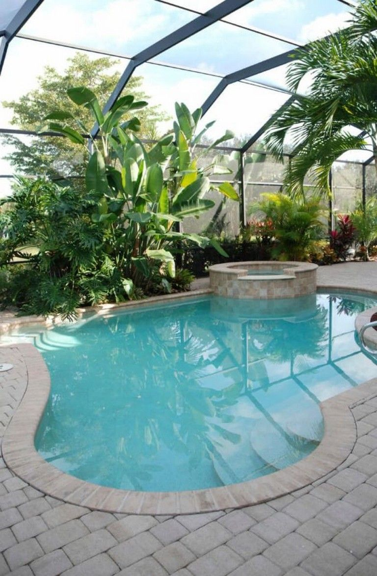 95 Awesome Small Indoor Swimming Pool Design Ideas Pool Ideas - Indoor-swimming-pool-design-ideas
