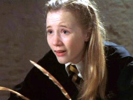 Hannah Abbott Harry Potter Girl Harry Potter Hufflepuff Harry Potter Scene