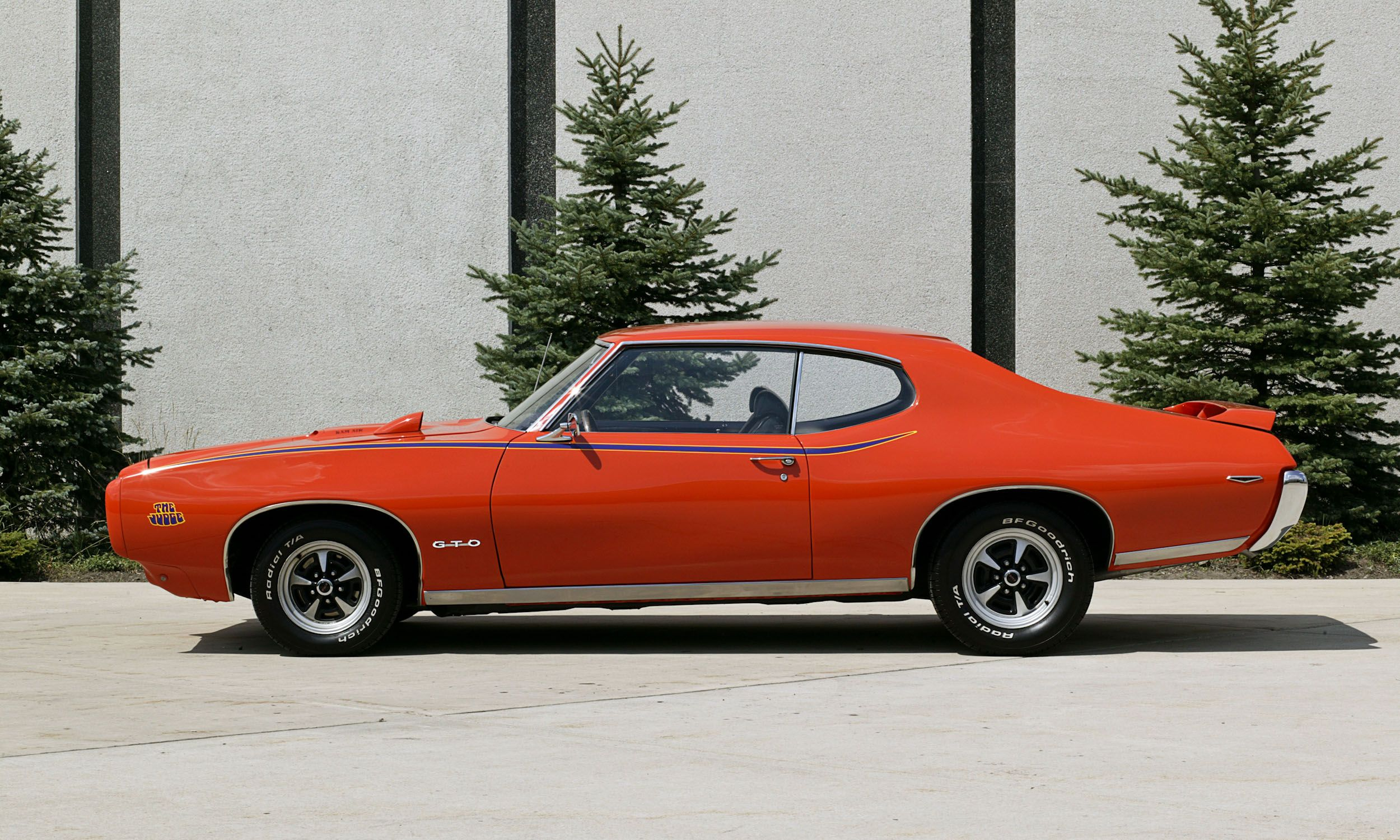 Muscle cars 20 that made history 1969 Pontiac GTO Judge