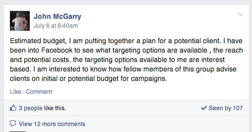 How Much Should You Budget for Facebook Ads? via @jowebber1981