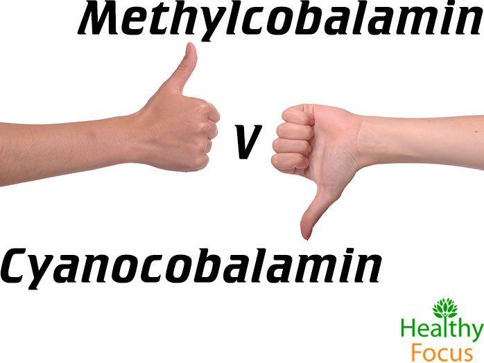 Methylcobalamin vs Cyanocobalamin