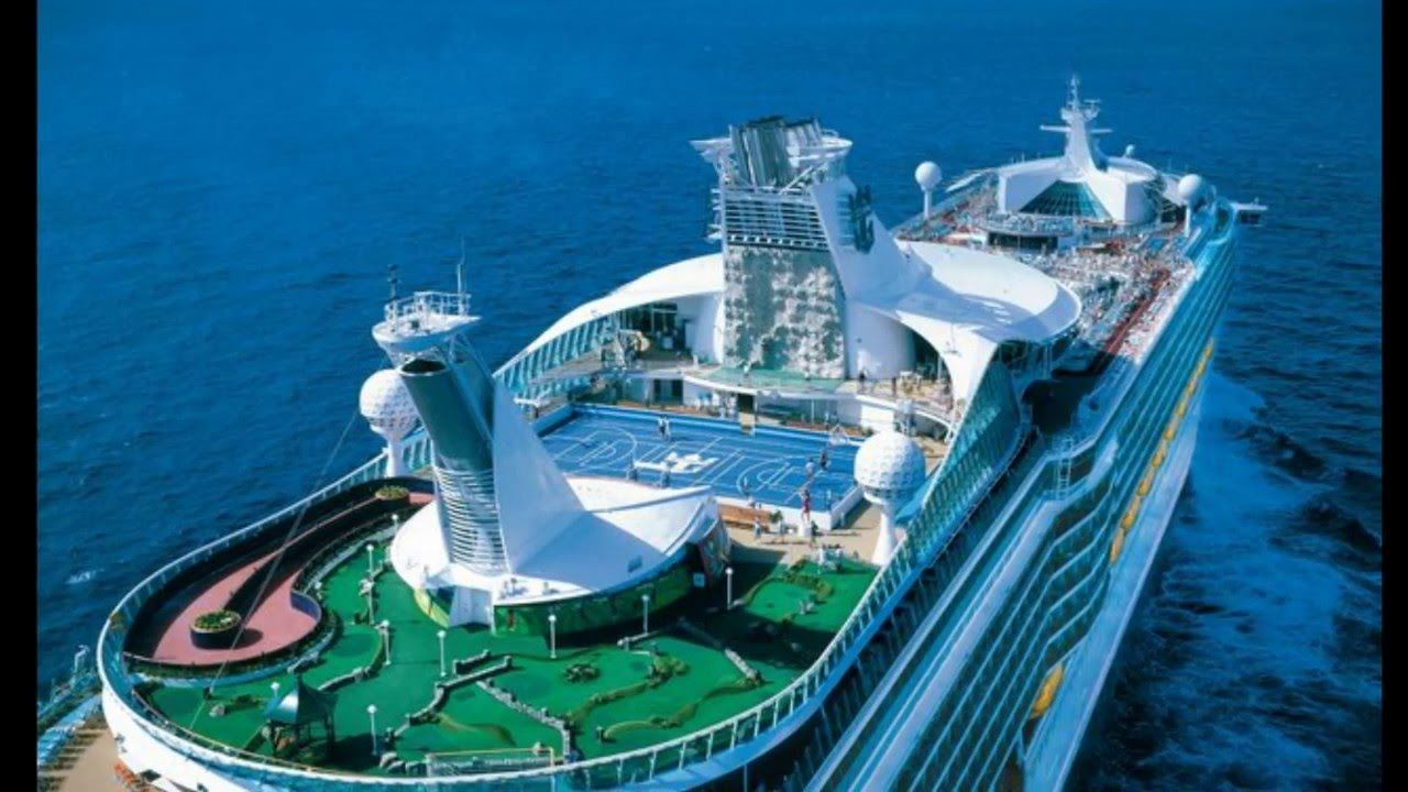 Learn About Top Biggest And Most Expensive Cruise Ship In The - Top 10 biggest cruise ship