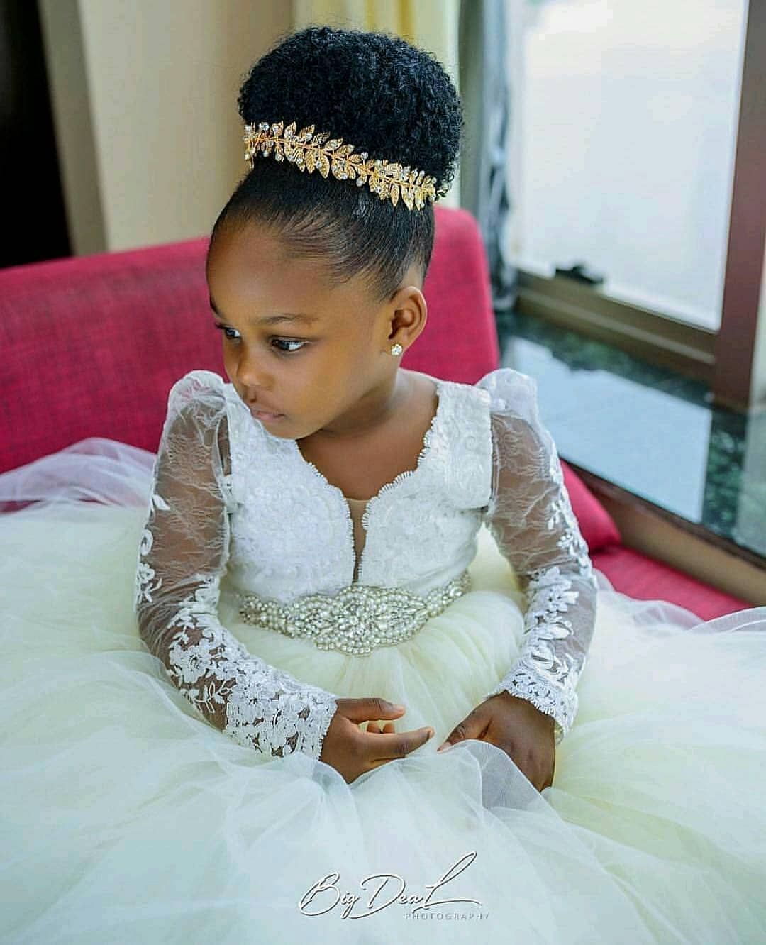 The Wedding Page On Instagram Little Bride Looking So Cute