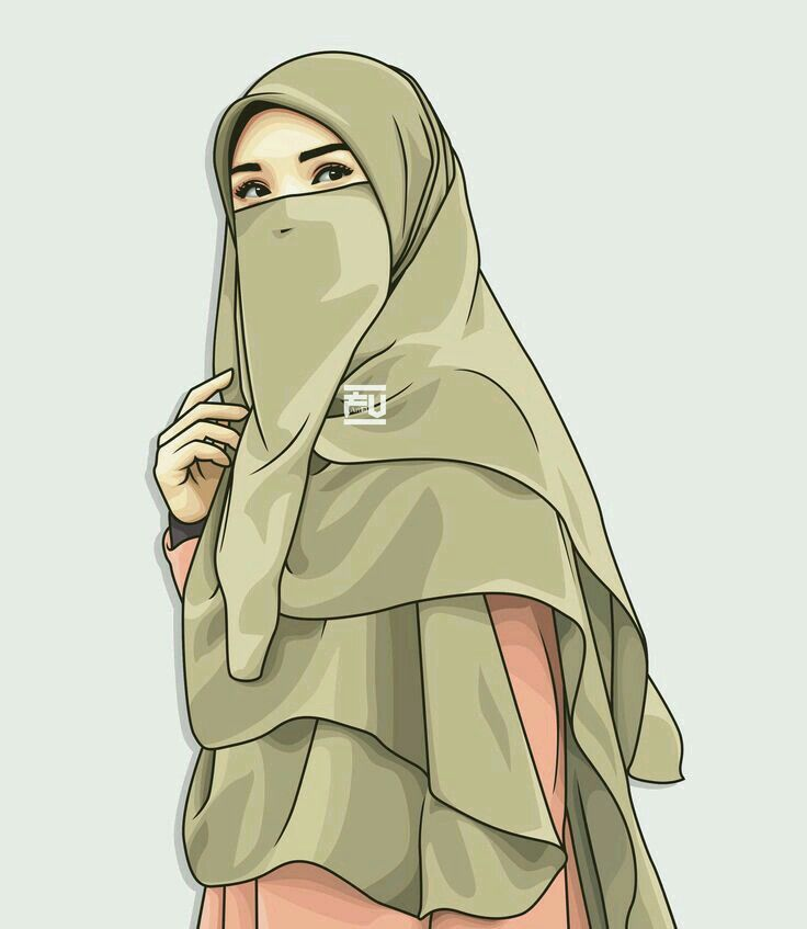 Pin by Uswa Fatima on Ishq Sufiyana | Hijab cartoon, Hijab ...
