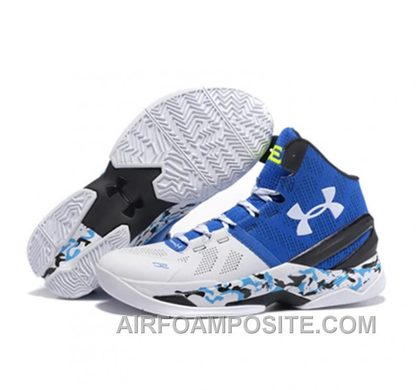 Under Armour Stephen Curry 2 Shoes Camouflage EZS6B
