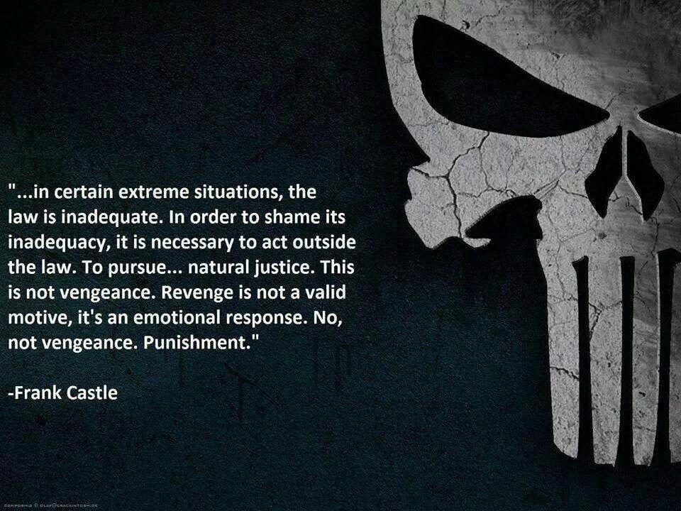 Punisher Quotes QuotesGram