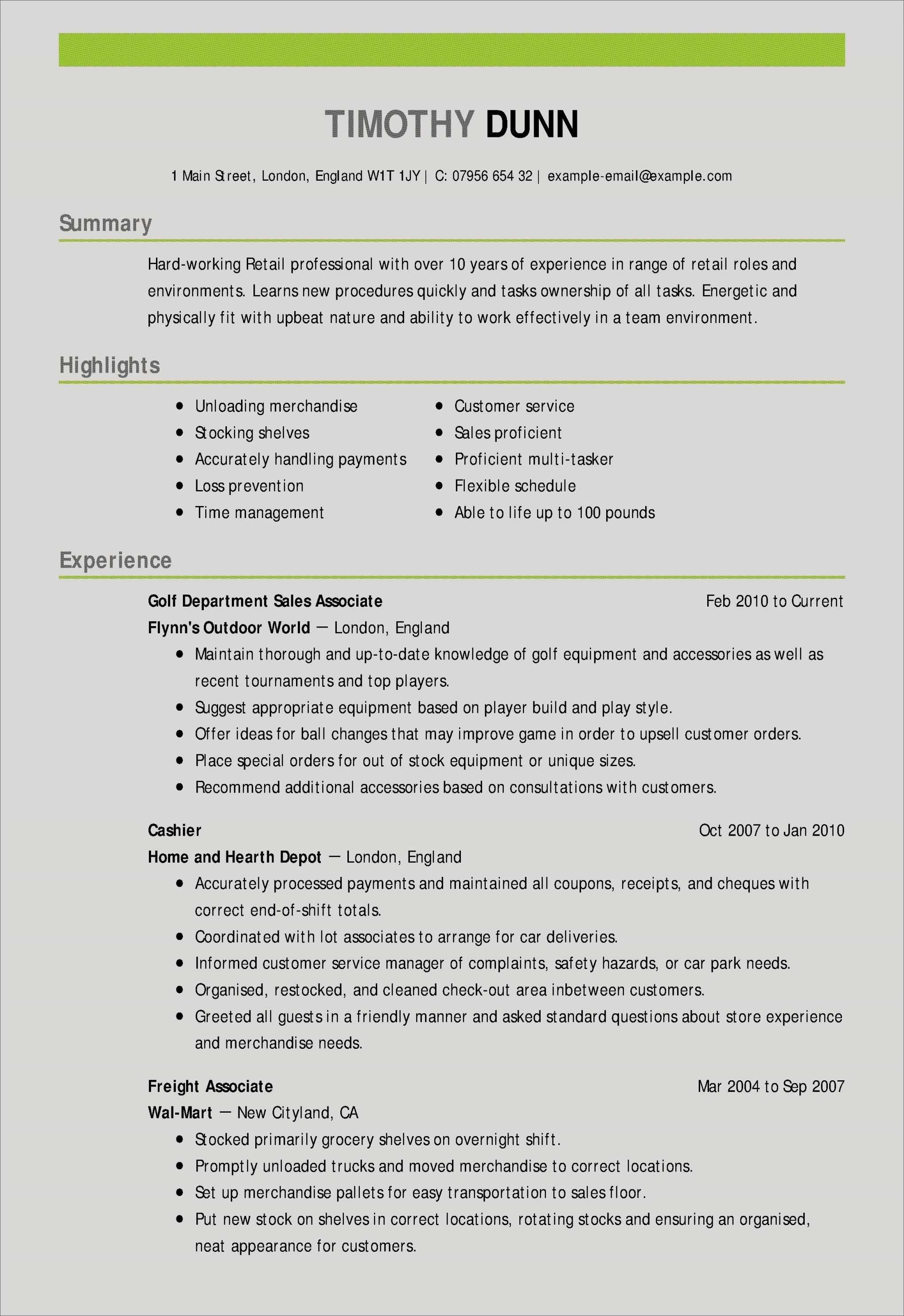 32 Inspirational Sales Representative Job Description Resume In