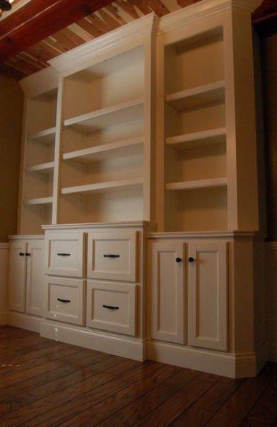 10x10 Office Layout: 57 Ideas For Closet Office Organization Diy Shelves #diy