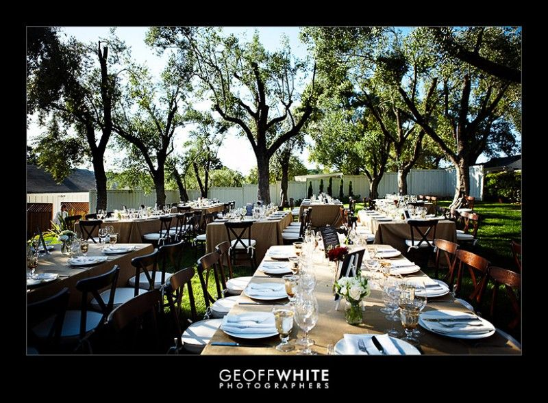 B.R. Cohn Winery Wedding Venue