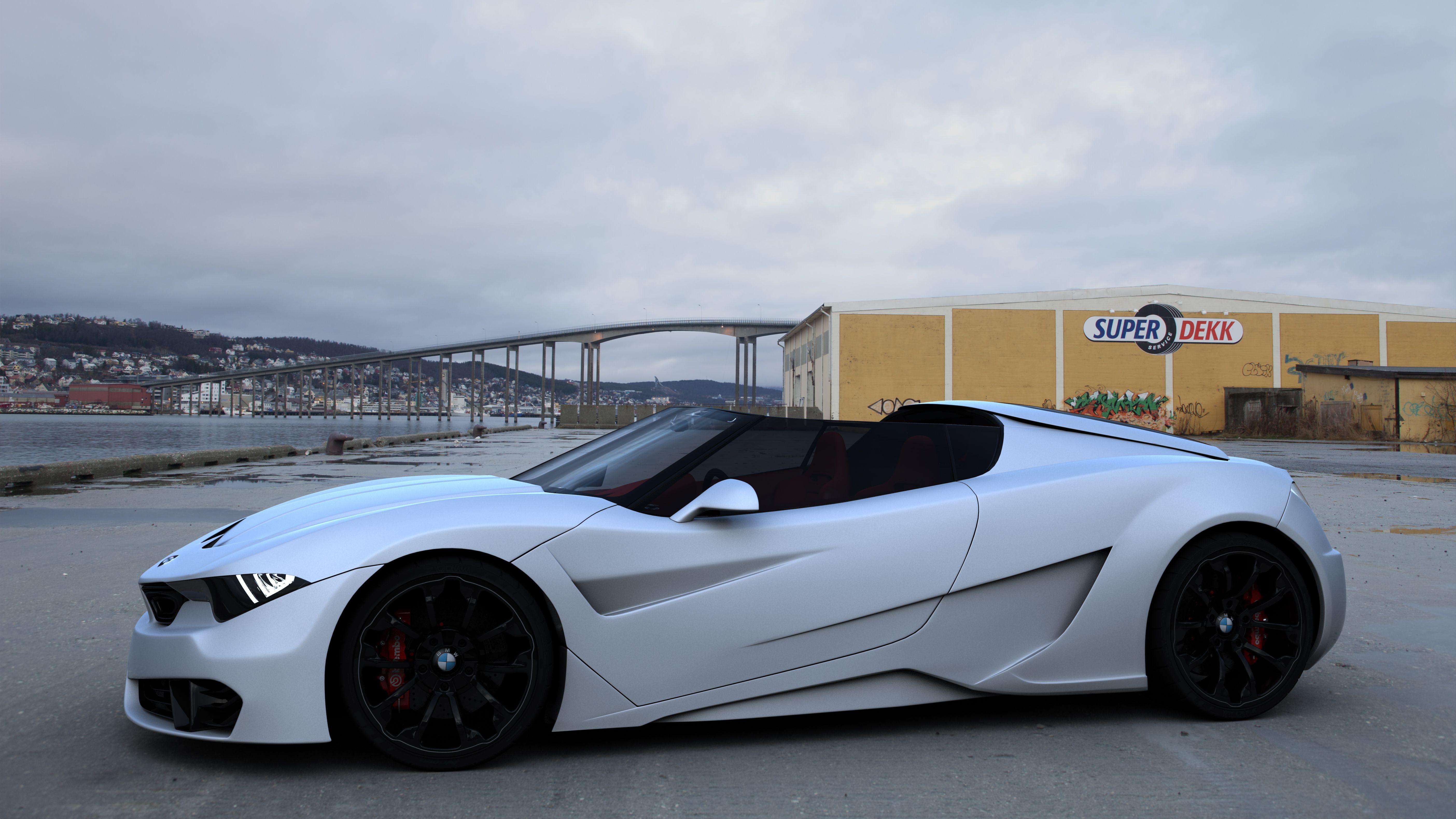 Futuristic Vehicle Bmw Gt Concept By Emil Baddal Future Car Bmw M9 Super Cars Bmw