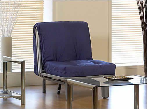 Bonsai Single Seat Futon Sofa Bed
