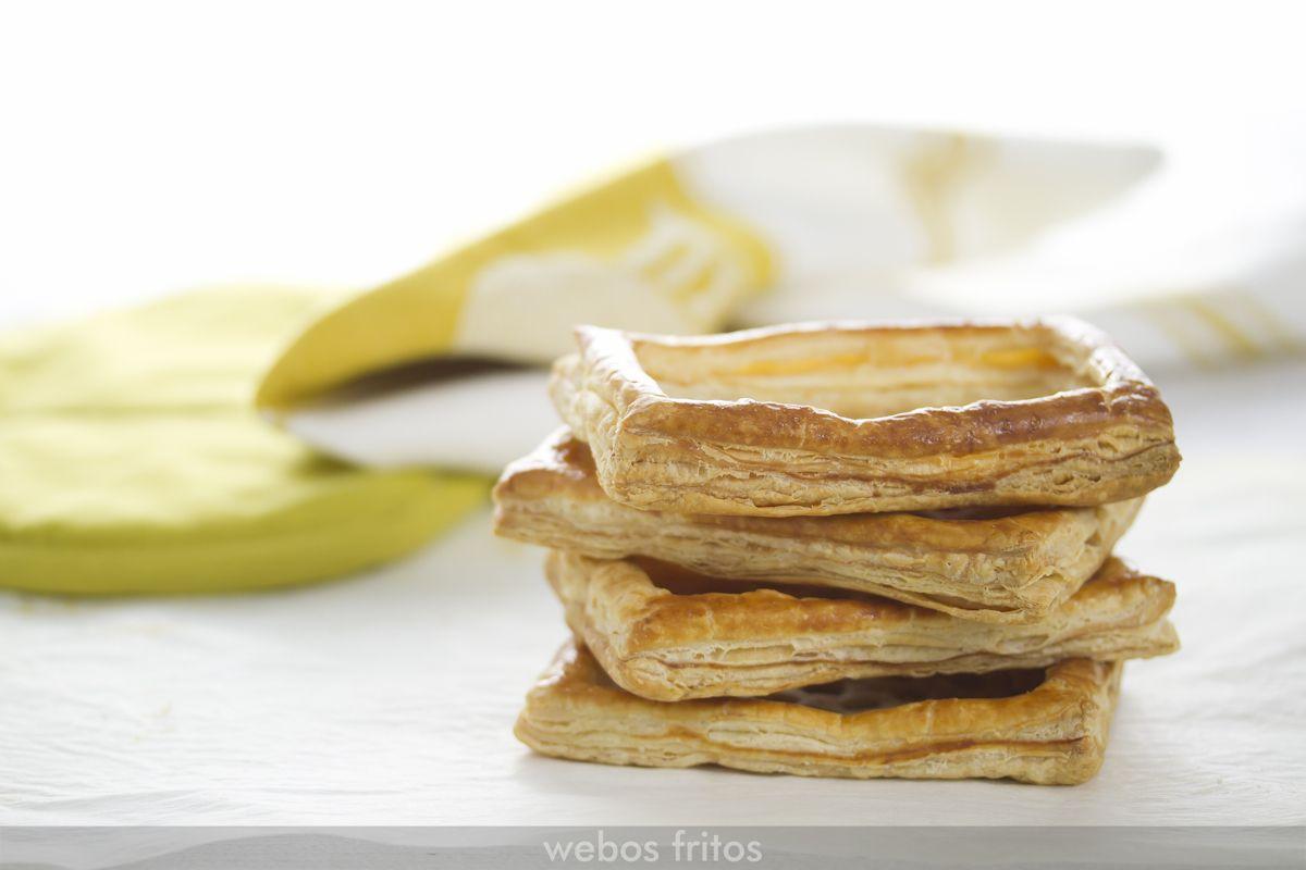 Cómo Preparar Tartaletas De Hojaldre Receta Tartaletas Recetas De Comida Hojaldre