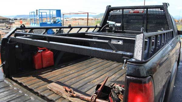 Highway Products Heavy Gauge Truck Rack Truck Bed