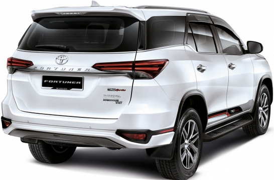 Toyota Fortuner New 2020