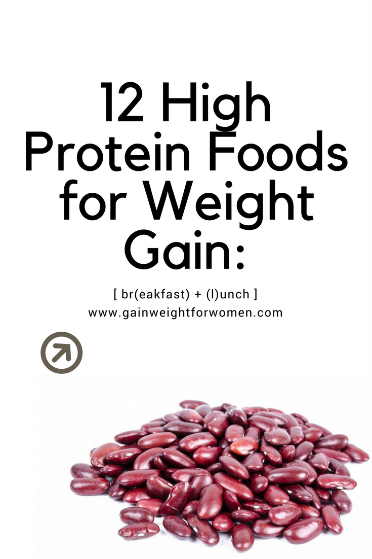 Pin on Foods for Weight Gain