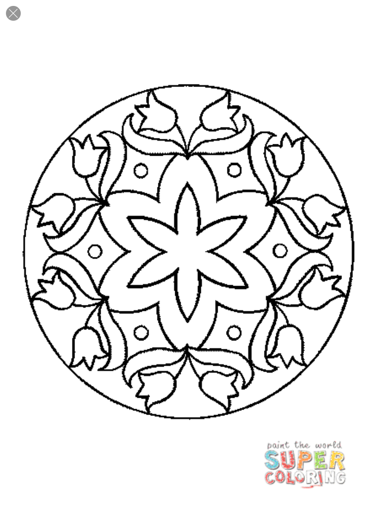 Pin by Nelly Gardi on Mandela coloring pages | Pinterest
