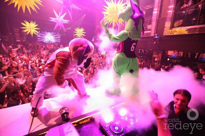 Crazy Characters @ LIV Miami
