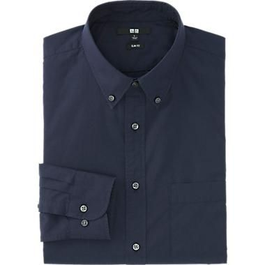 Chemise Coton Extra Fin Slim Fit HOMME