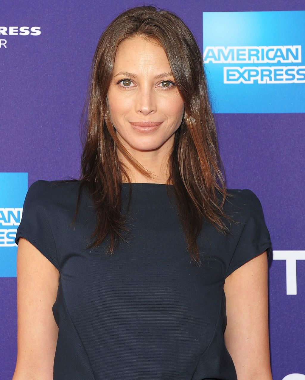 Christy Turlington Shares Family's Immigration His