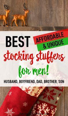 Best Stocking Stuffers for Men | Gift Guide