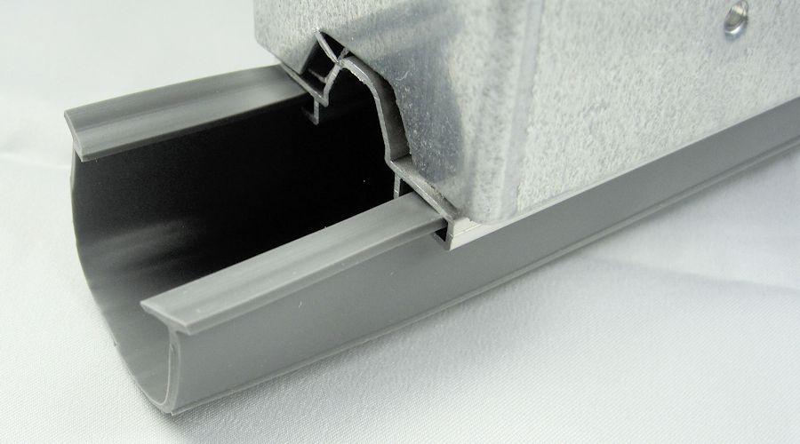 3 Inch Gray 1 4 Inch T Style Bottom Garage Door Seal Raynor Gadco Garage Door Seal Door Seals Raynor Garage Doors