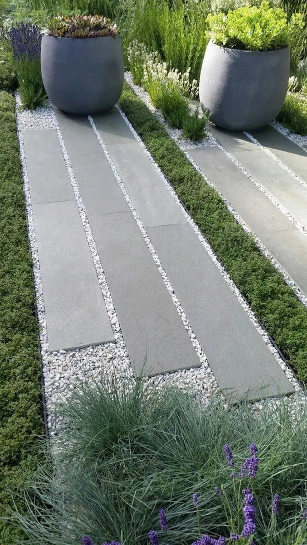 Amazing DIY Slate Patio Design And Ideas (24 in 2020 ...