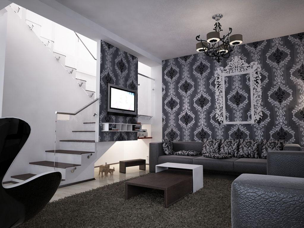 Wohnzimmer Schwarz ~ Deko wohnzimmer schwarz wohnzimmer in der skandinavischen