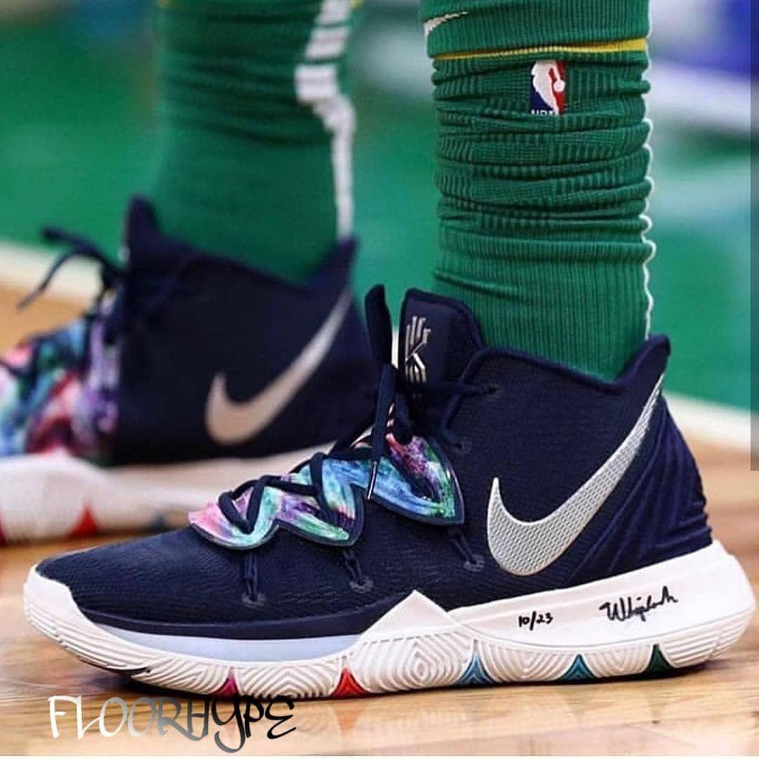 Nike Kyrie Irving 5 NavyKelebihan Size