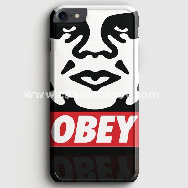 Obey Propaganda One Eye iPhone 7 Case   casefantasy