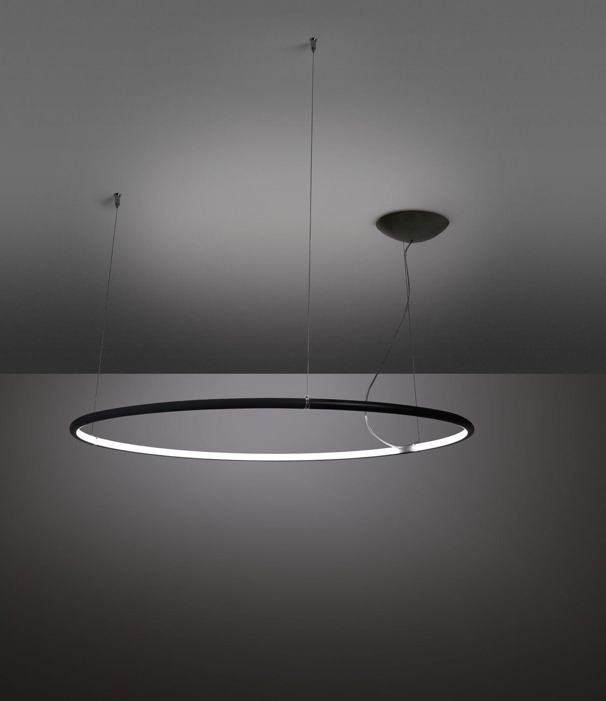 runde h ngeleuchte von egoluce licht rund beleuchtunga led innovation lighting news. Black Bedroom Furniture Sets. Home Design Ideas