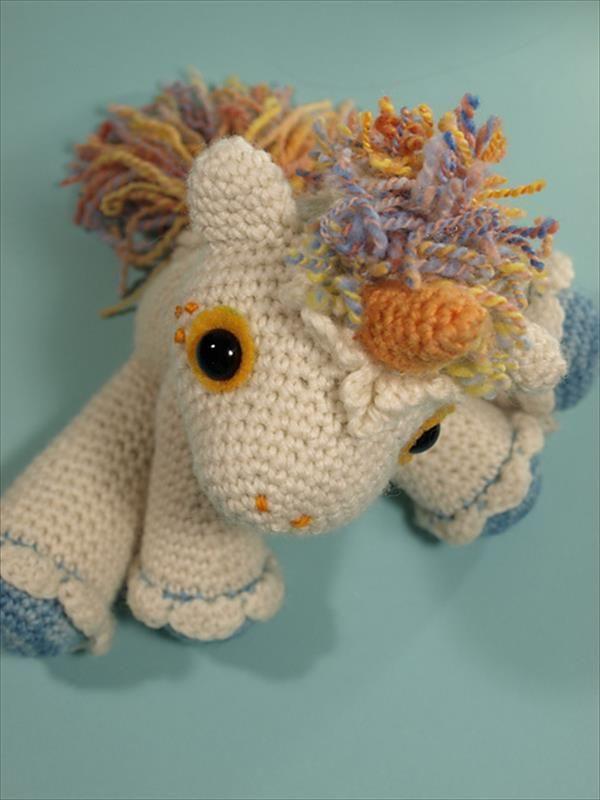 Beautiful Crochet Unicorn Pattern - Just Free | Unicorn pattern ...