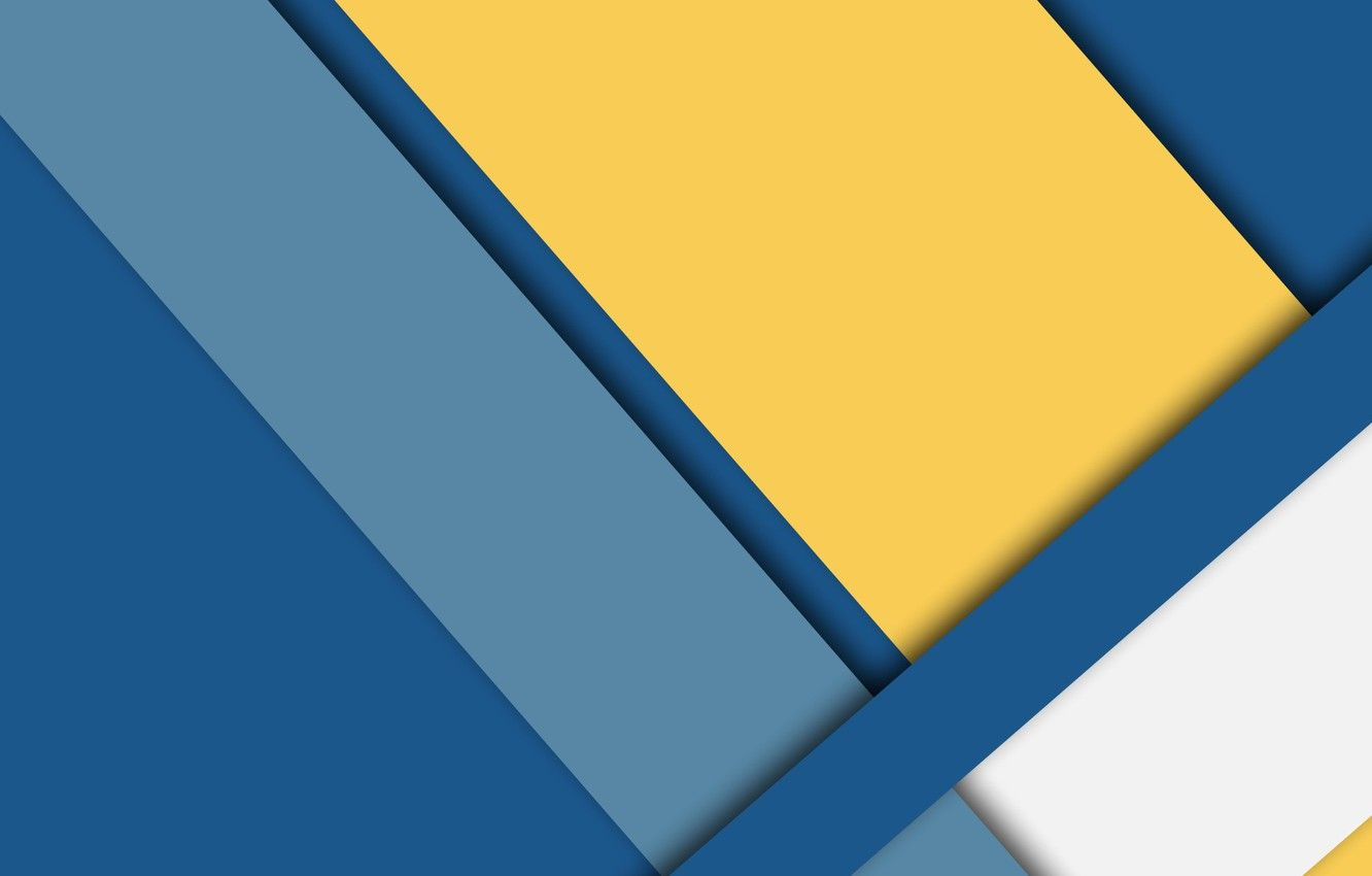 Abstract Blue Yellow Yellow Wallpaper Wallpaper Blue Yellow