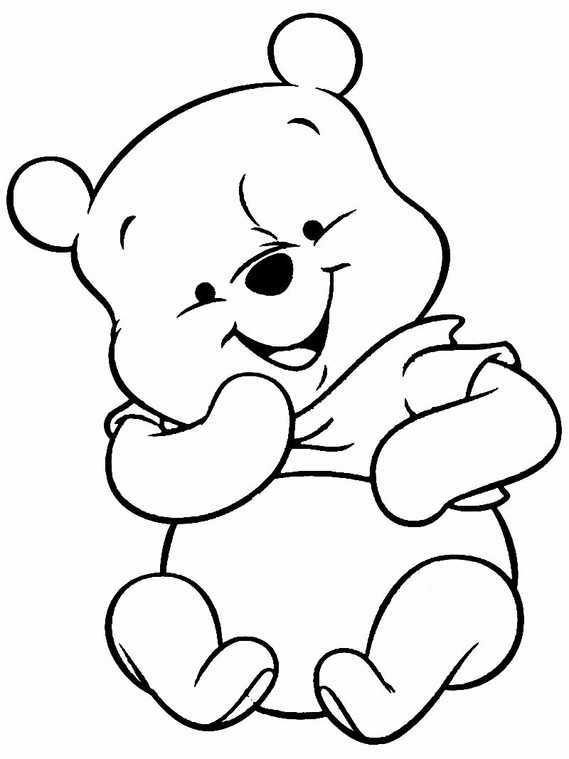Winnie The Pooh Coloring Book New Winnie The Pooh Coloring Pages Coloringsuite Winnie The Pooh Drawing Disney Coloring Pages Baby Coloring Pages