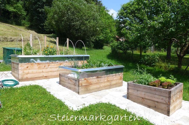 In Diesem Beitrag Erklare Ich Alles Was Man Wissen Muss Um Hochbeete Selber Zu Bauen Vorteile Materialien Arbeitshohe Hochbeet Hochbeet Bauen Bauerngarten