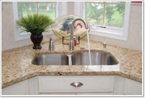 corner sink kitchen corner kitchen sink