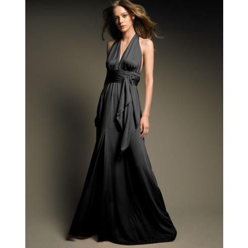 Black Tie Attire | Formal Bridesmaid Dresses | Bridesmaid Jewelry ...