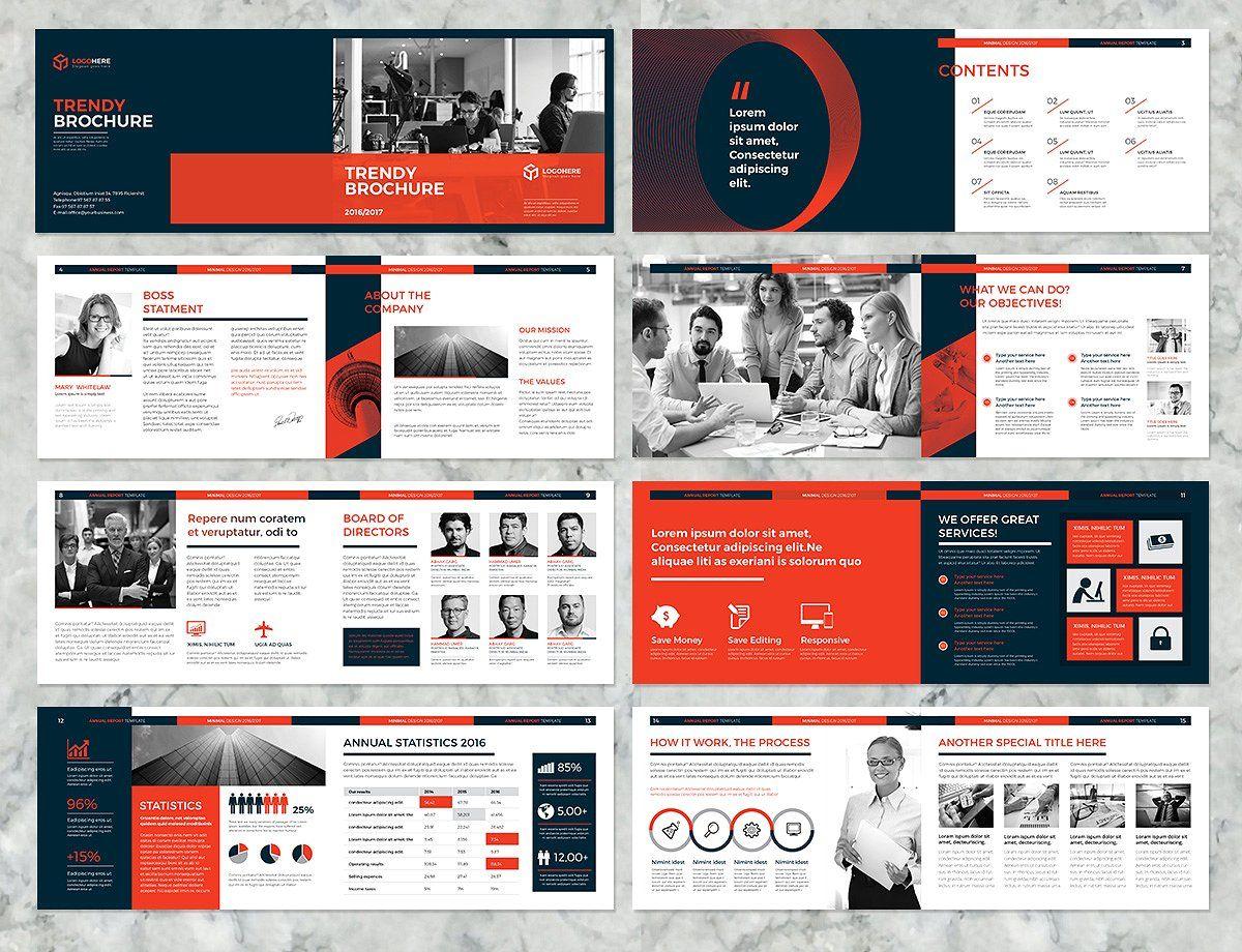 Trendy A5 Landscape Brochure Brochure Block Quotes Brochure Layout