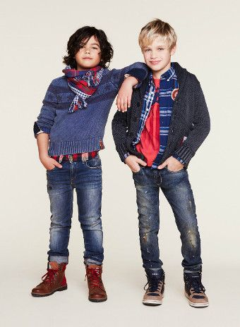 5c7a5c094 Tommy Hilfiger kids FW 2014