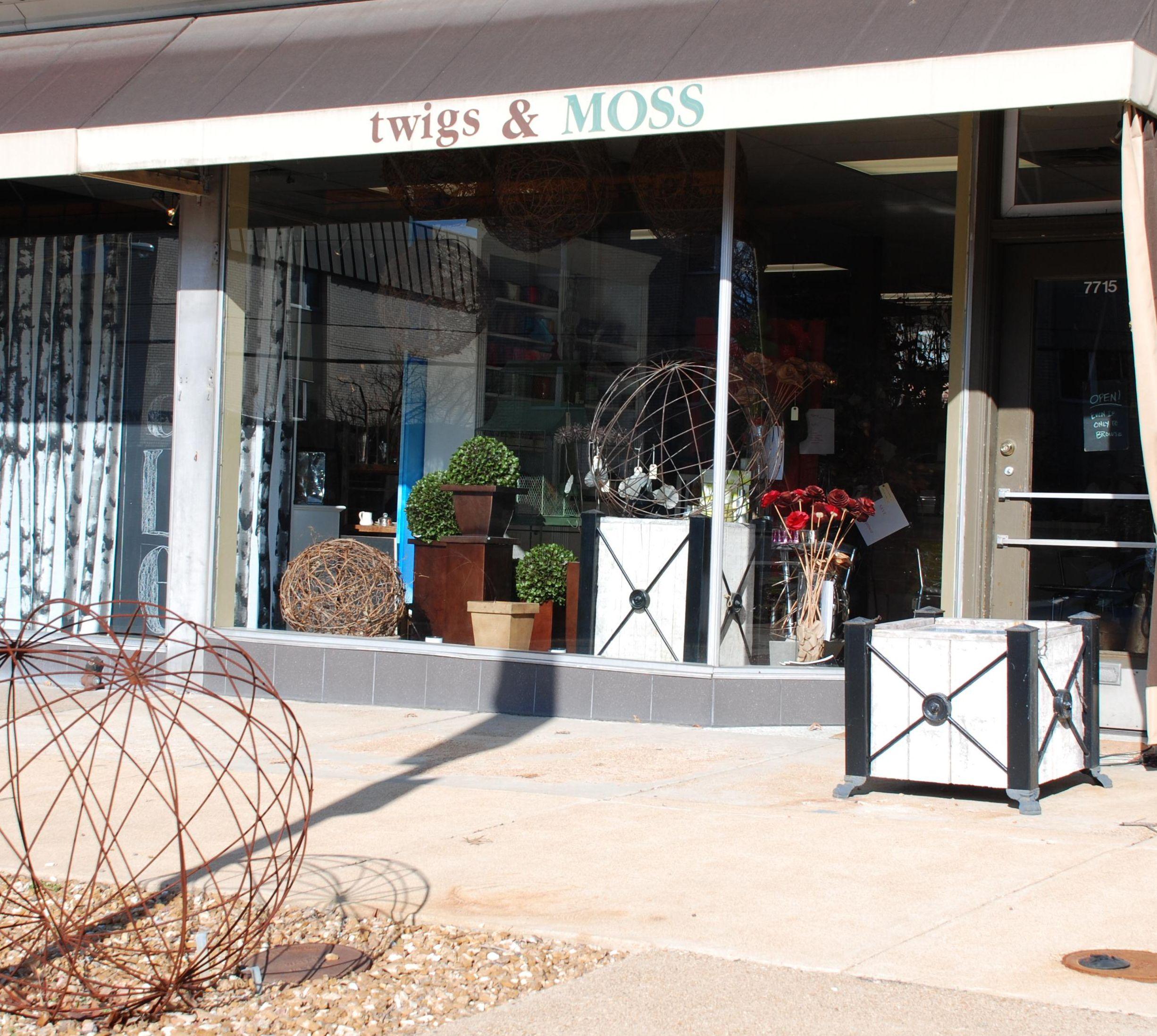 Twigs & Moss On Clayton Road