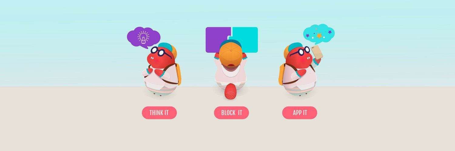 Coding is hard. Thunkable is a platform where anyone can