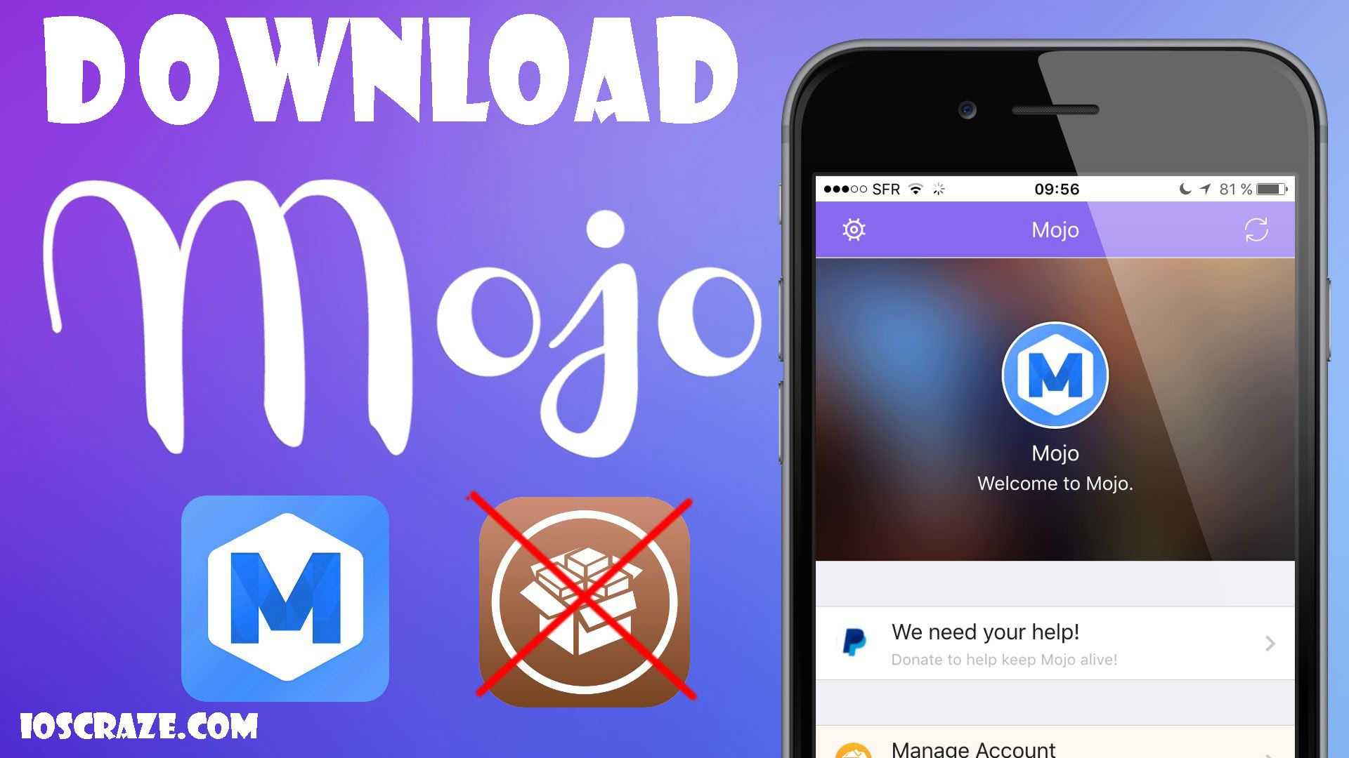 Download mojo installer and get paid apps for free without