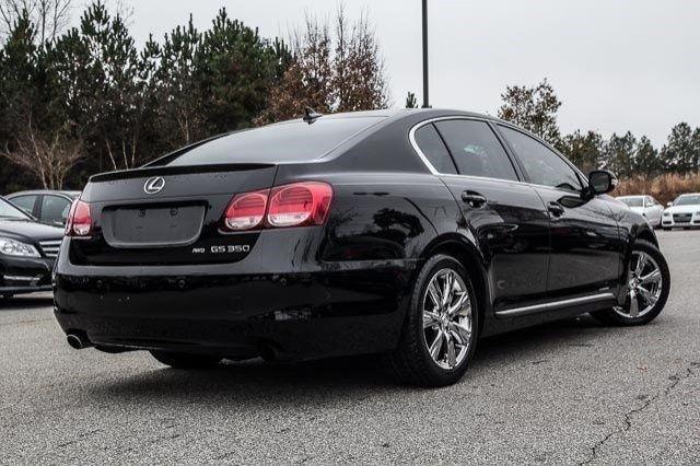 2011 Lexus Gs 350 Awd Lexus Peachtree City Awd