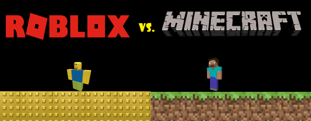 Roblox Vs Minecraft Which Is Better Kidstoystobuy Roblox