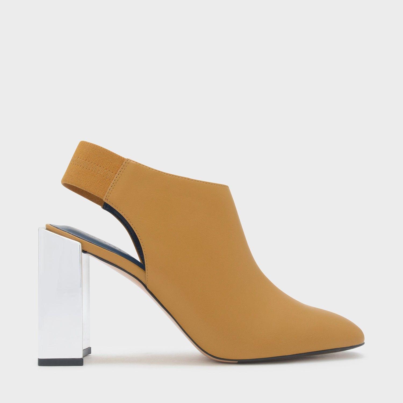 BiancoClassic heels - mustard PBnvP3GtP