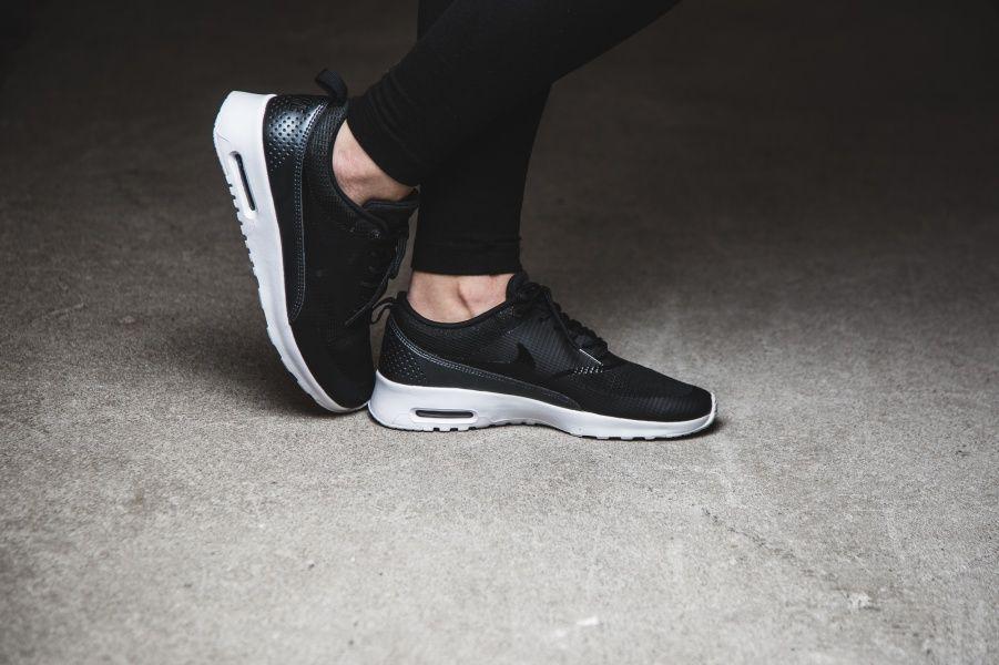 d5aba0a82f96b Nike - WMNS Air Max Thea Txt (schwarz) - 819639-004